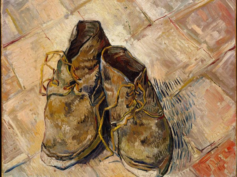 Van Gogh's Shoes